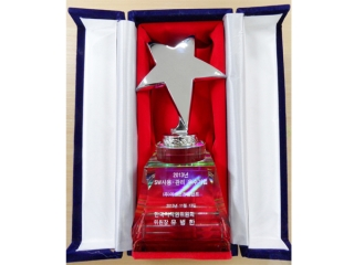 Award from the Korea Copyright Commission in 2013 사진