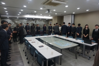 Beginning of 2019, New Year kick-off meeting 사진